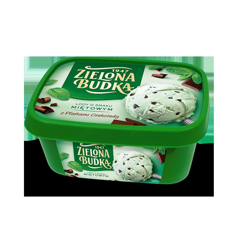 Zielona Budka Mint and Chocolate